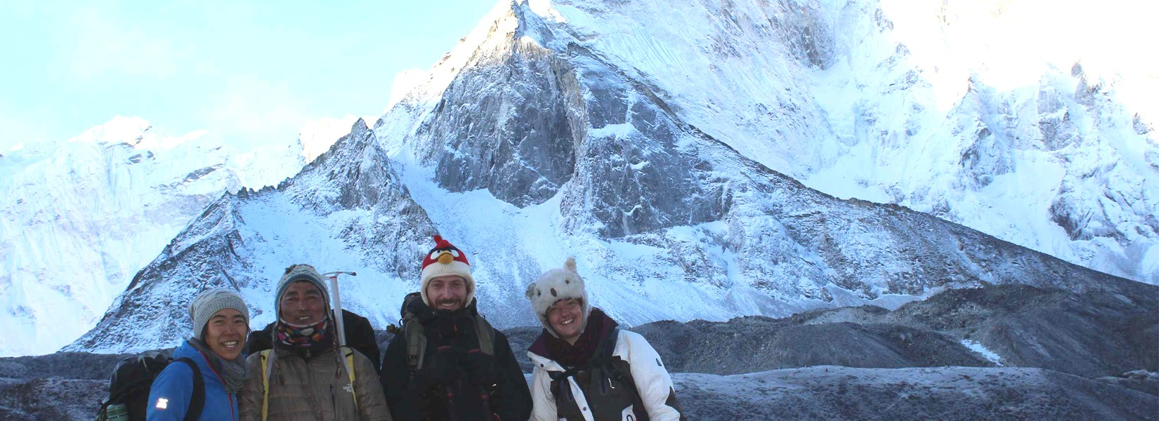 Everest Base Camp Trek In September October November