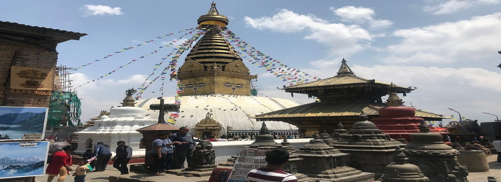 Luxury family tour Nepal
