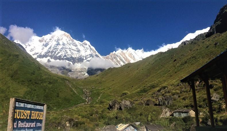 Annapurna Budget Trek