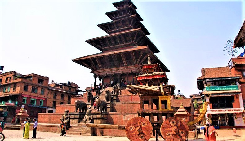 Bhaktapur Valley Tour