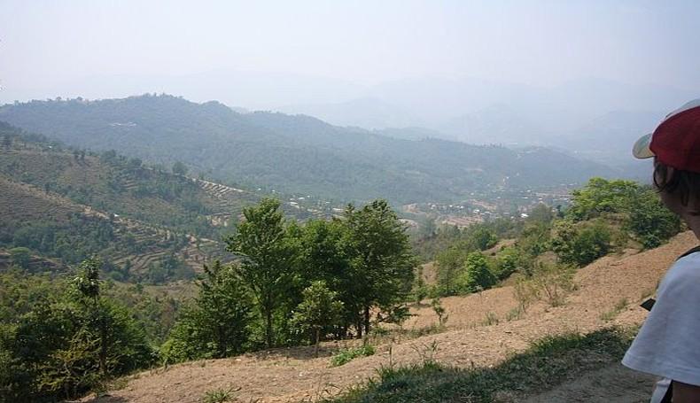 Nagarkot To Nala Hiking