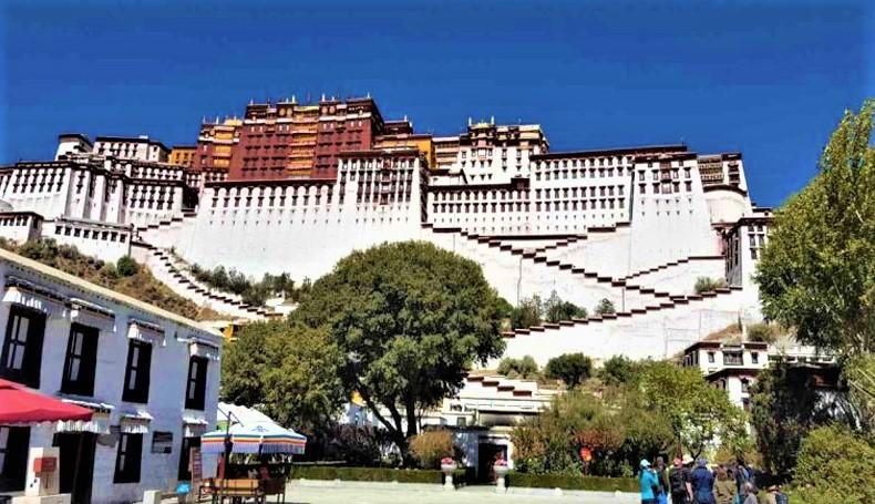 Tibet Overland Tour