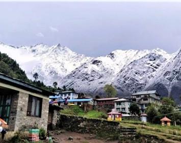 Everest Heli Tour